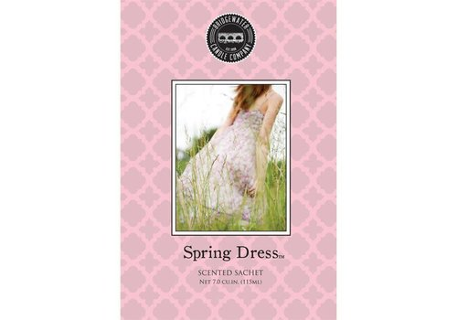 BRIDGEWATER Sachet Spring Dress