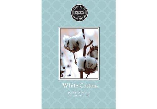 BRIDGEWATER Sachet White Cotton