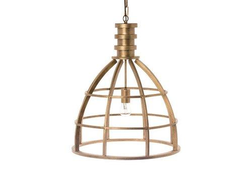 Hanglamp Boston goud 63cm