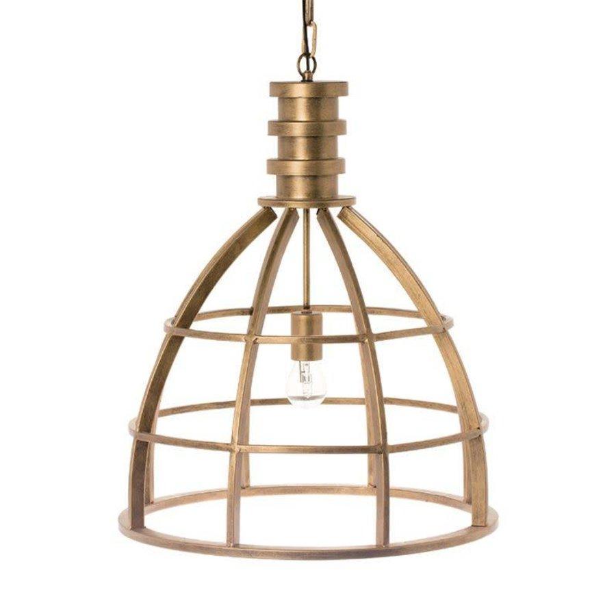 Hanglamp Boston goud 63cm-1