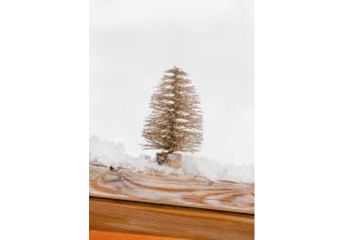 RIVIERA MAISON Aspen Decoration Christmas Tree Gold Antique