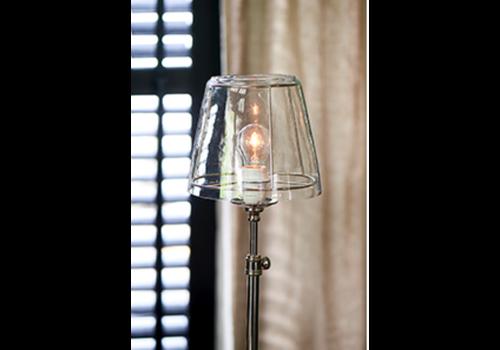 RIVIERA MAISON Fulton Glass Lampshade 18x20