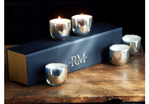 RIVIERA MAISON RM Luxury Scented Candles 5 pcs
