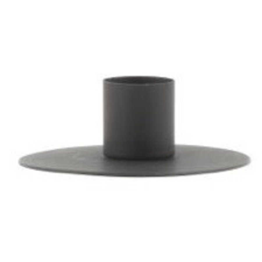 Candle holder round f/lantern for 2,2 cm candle 9628-25-1