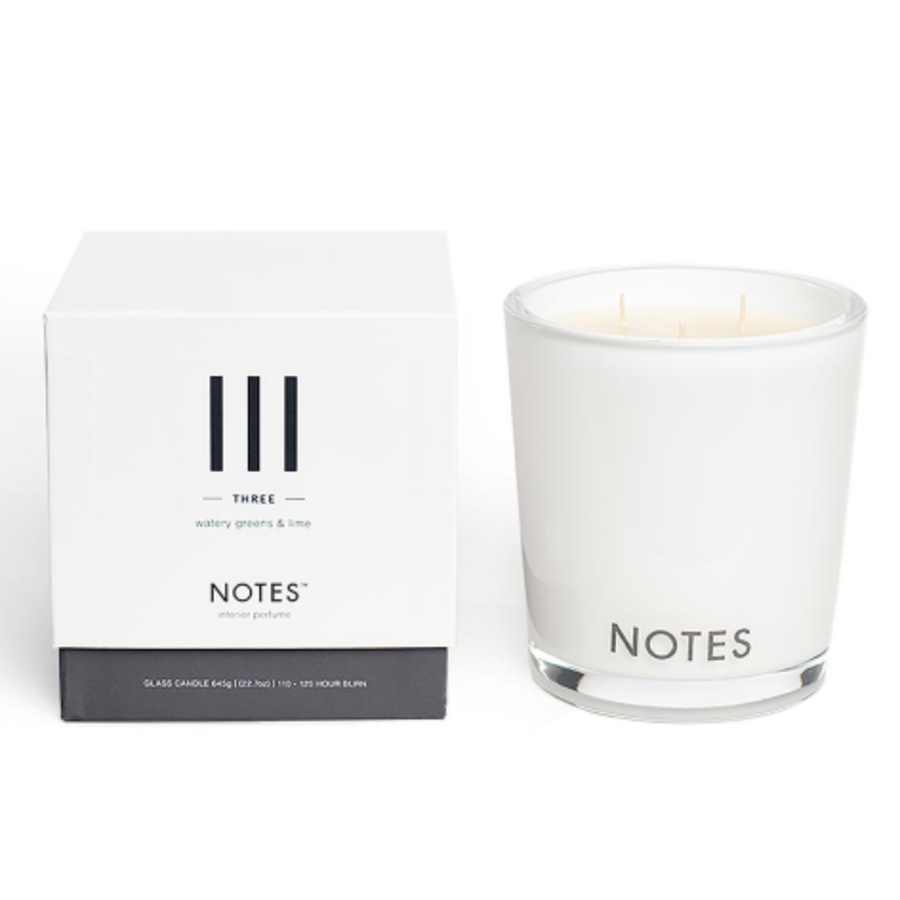 Notes L Candle III - Three-1