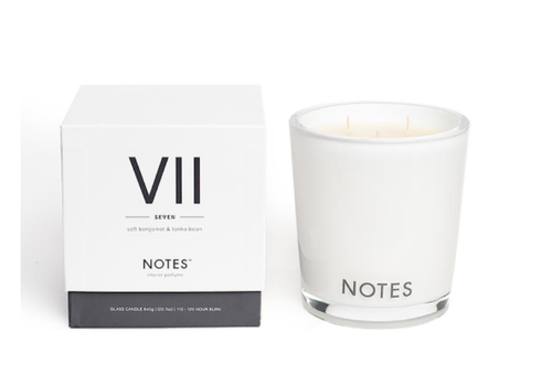 NOTES Notes L Candle VII - Seven