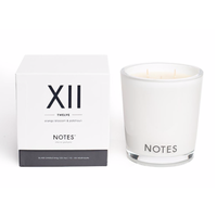 Notes L Candle XII - Twelve