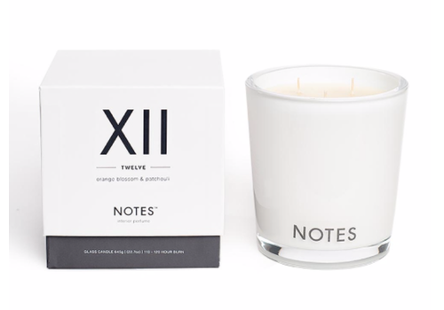 NOTES Notes L Candle XII - Twelve