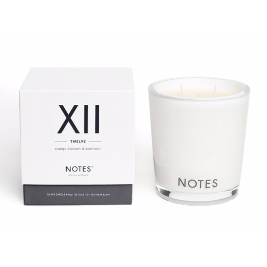 Notes L Candle XII - Twelve-1