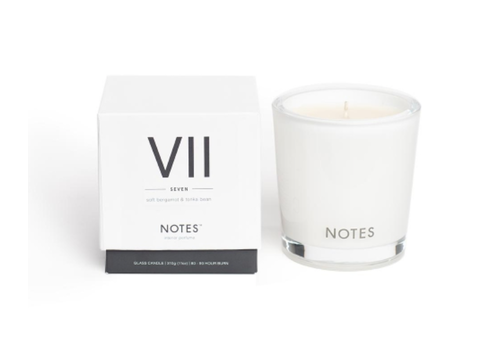 NOTES Notes M Candle VII - Seven