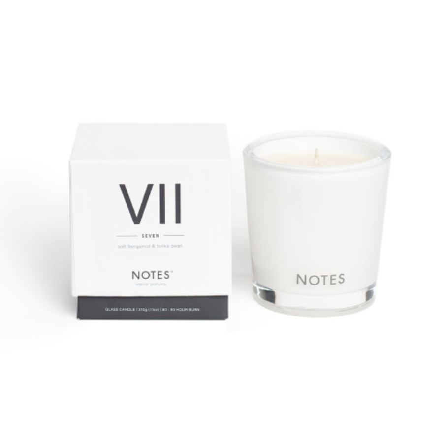 Notes M Candle VII - Seven-1