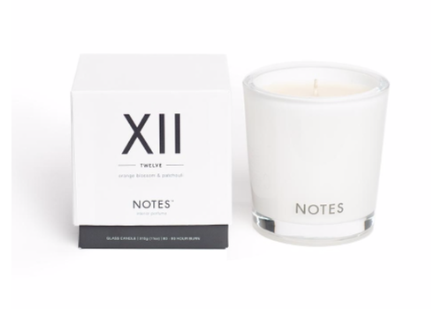 NOTES Notes M Candle XII - Twelve