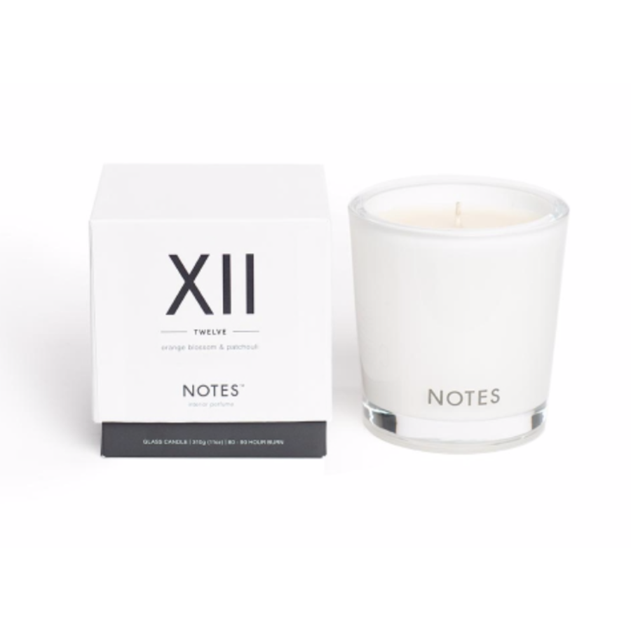 Notes M Candle XII - Twelve-1