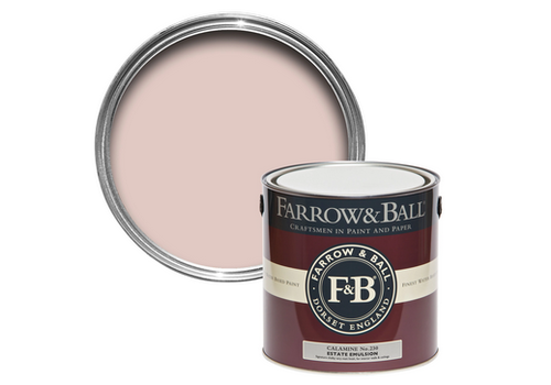 FARROW & BALL 2.5L Estate Emulsion Calamine No. 230