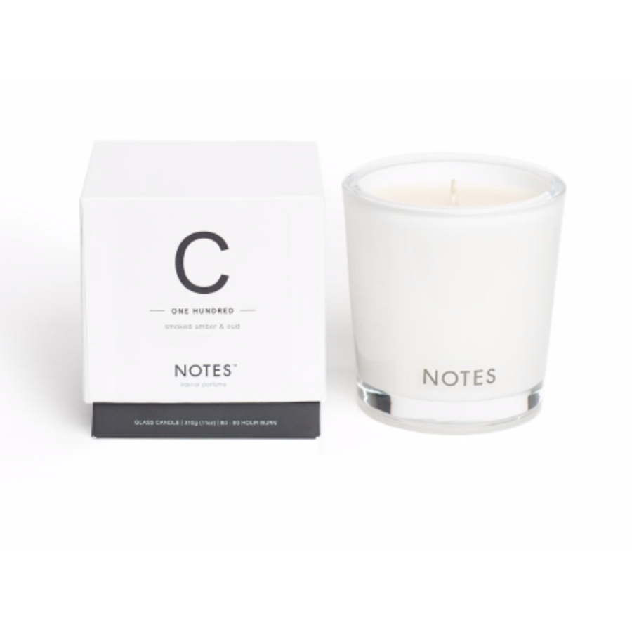 Notes M Candle C - One Hundred-1