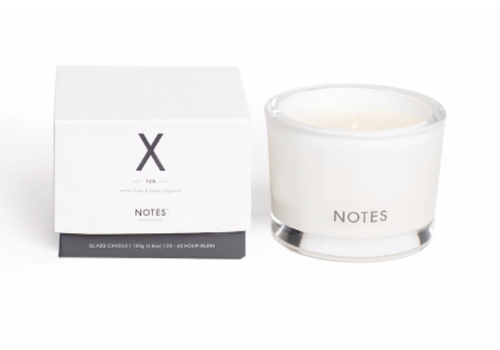 NOTES Notes S Candle X - Ten