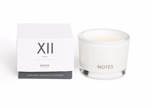 NOTES Notes S Candle XII - Twelve