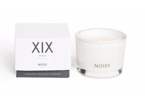 NOTES Notes S Candle XIX - Nineteen