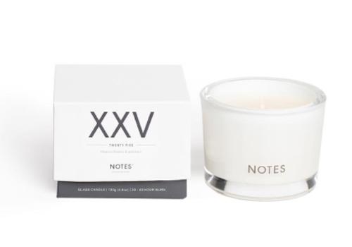 NOTES Notes S Candle XXV - Twenty Five