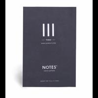 Notes Sachet III - Three