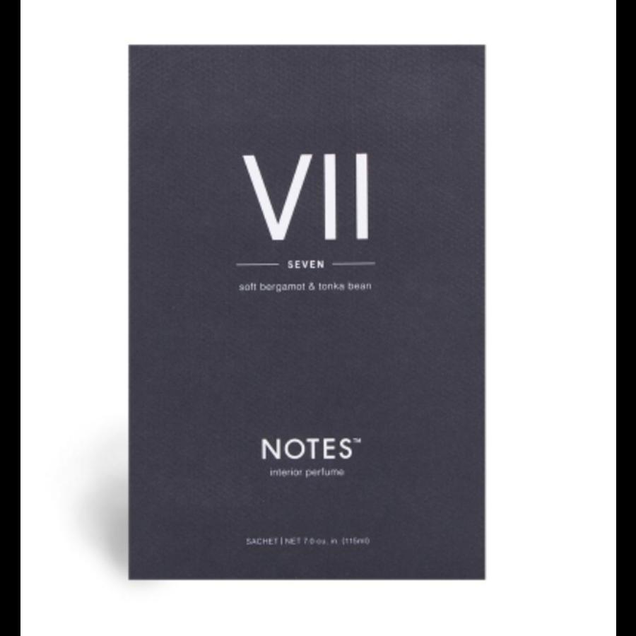 Notes Sachet VII - Seven-1