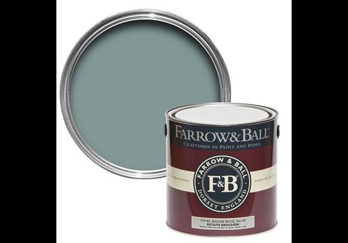 FARROW & BALL 5L Estate Emulsion Oval Room Blue No. 85