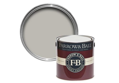 FARROW & BALL 750ml Estate Eggshell Pavilion Gray No. 242