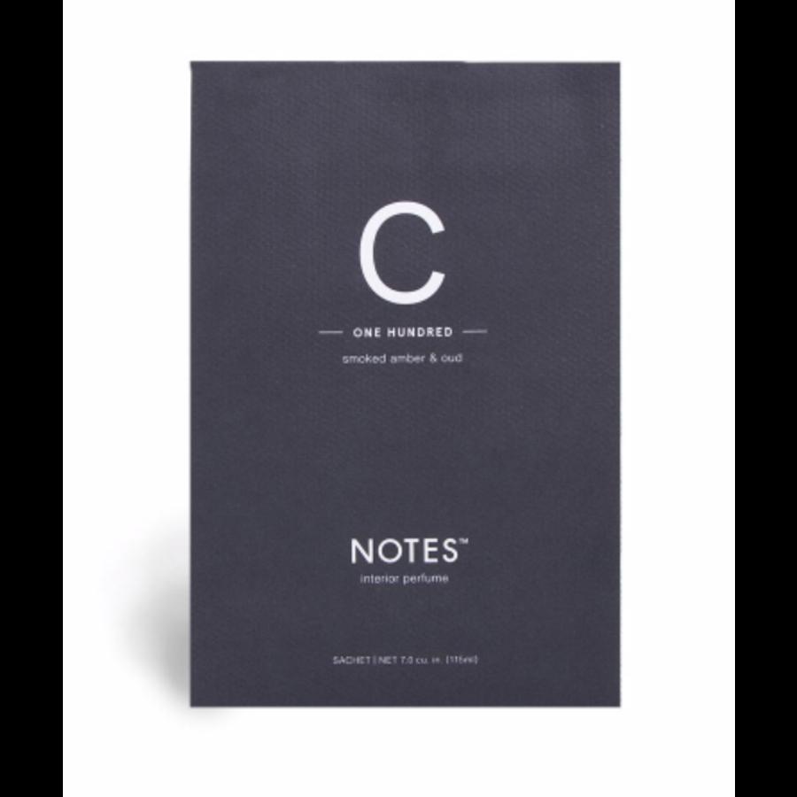 Notes Sachet C - One Hundred-1