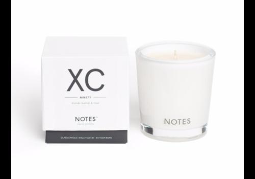 NOTES Notes M Candle XC - Ninety