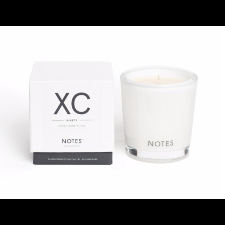 Notes M Candle XC - Ninety-1