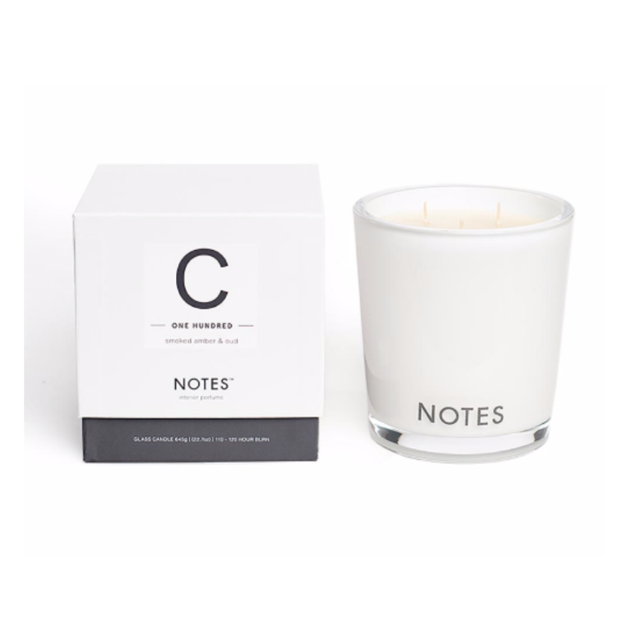 Notes L Candle C - One Hundred-1