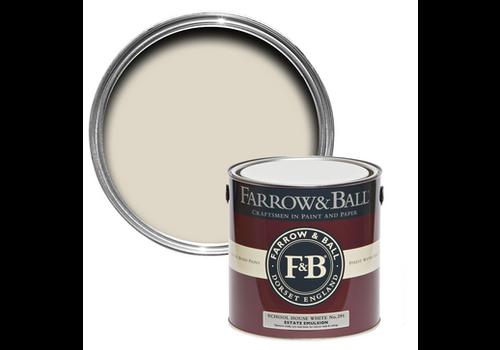 FARROW & BALL 2.5L Estate Emulsion School House White No.291