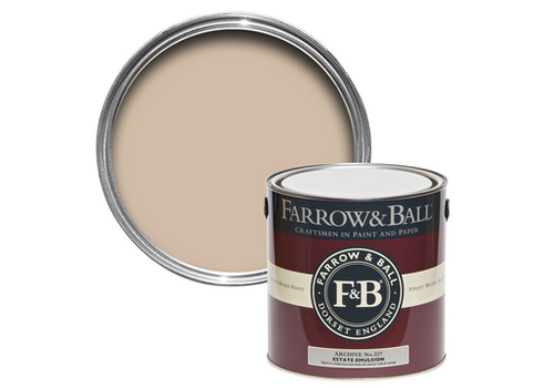 FARROW & BALL 750ml Estate Eggshell Archive No. 227