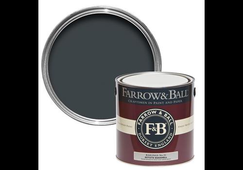 FARROW & BALL 2,5L modern Emulsion Railings no.31