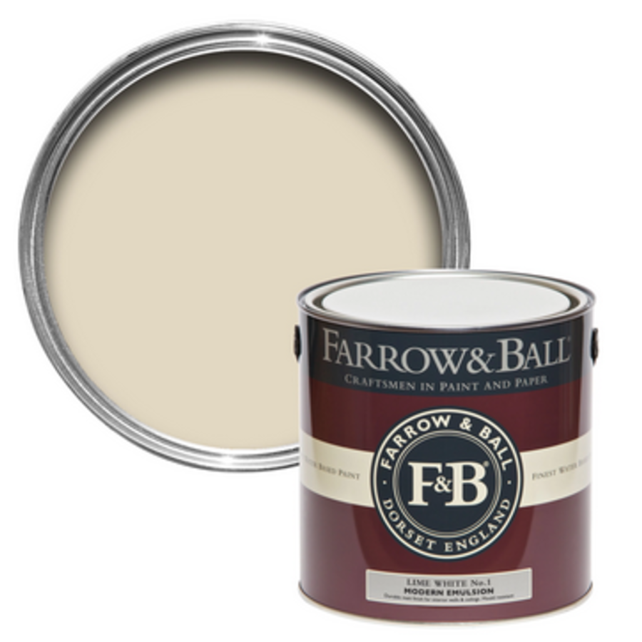 2.5L Estate Emulsion Lime White No. 1-1