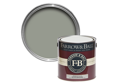 FARROW & BALL 100ml Sample Pot Pigeon No. 25