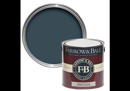 FARROW & BALL 2.5L Estate Emulsion Hague Blue No. 30