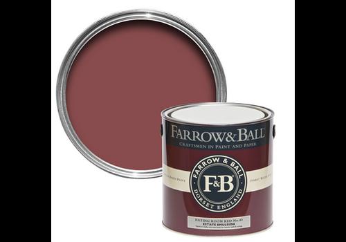 FARROW & BALL 2.5L Estate Emulsion Eating Room Red No. 43