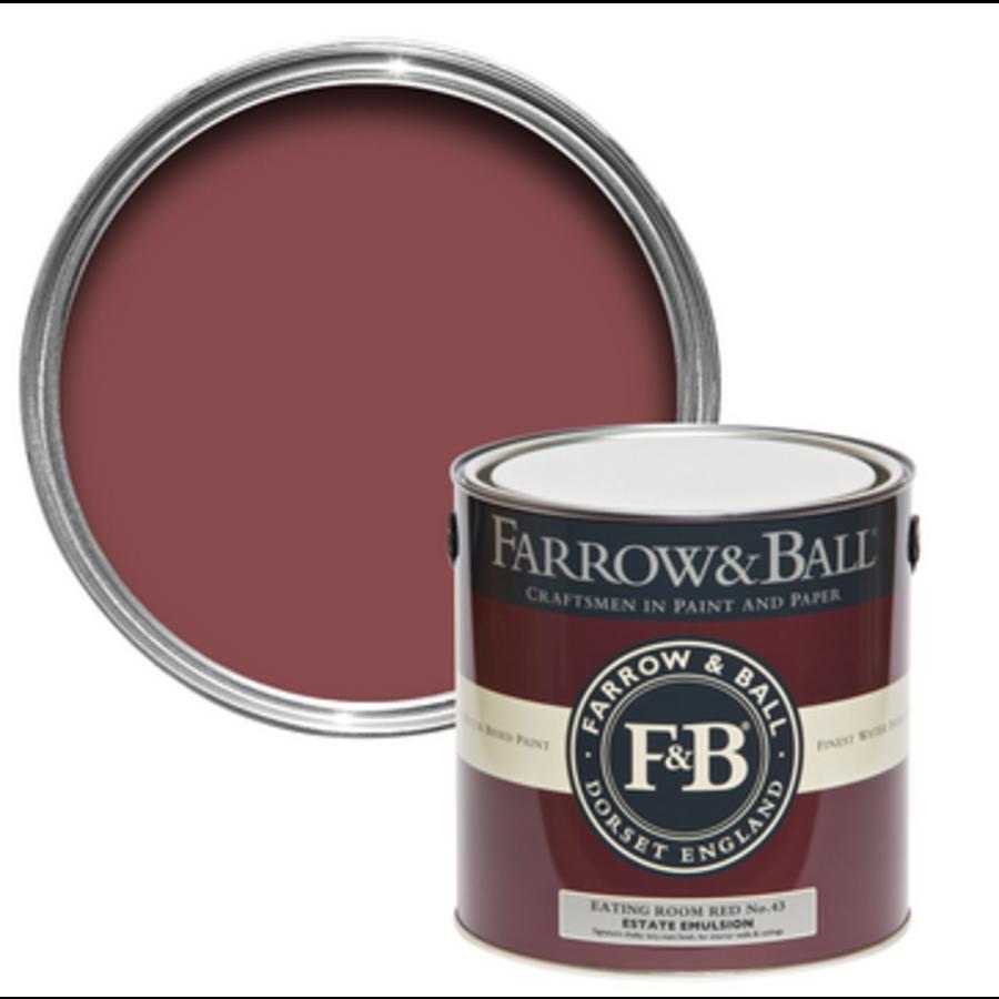 2.5L Estate Emulsion Eating Room Red No. 43-1
