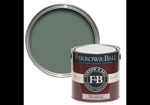 FARROW & BALL 2.5L Estate Emulsion Green Smoke No. 47