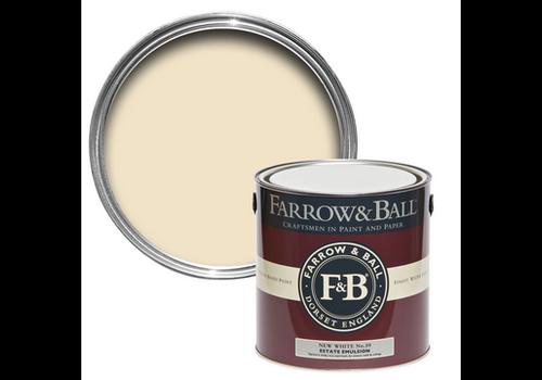 FARROW & BALL 2.5L Estate Emulsion New White No. 59