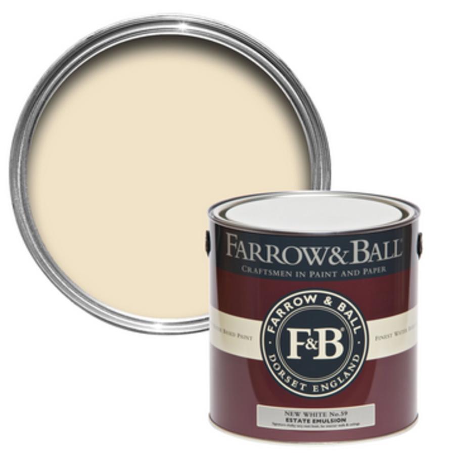 2.5L Estate Emulsion New White No. 59-1