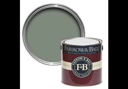 FARROW & BALL 100ml Sample Pot Card Room Green No. 79