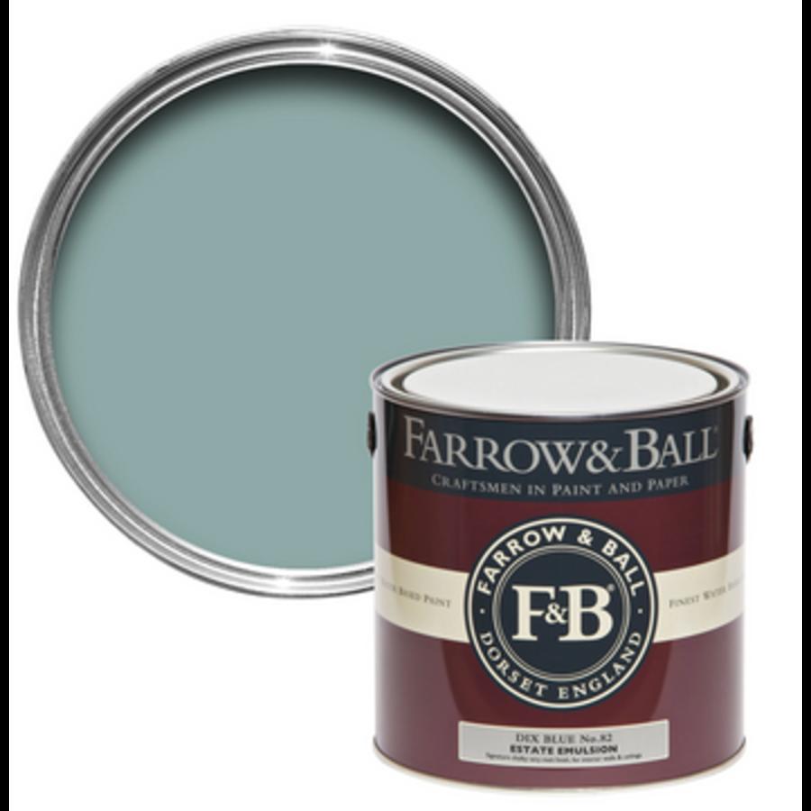 750ml Estate Eggshell Dix Blue No. 82-1