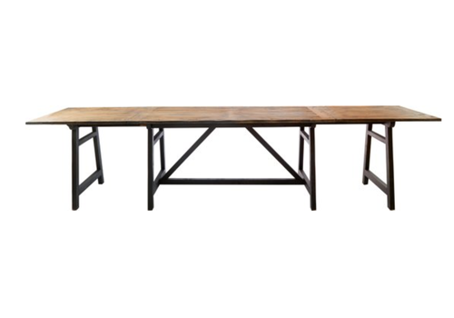 RIVIERA MAISON Cala Bassa Dining Table 170/340x90