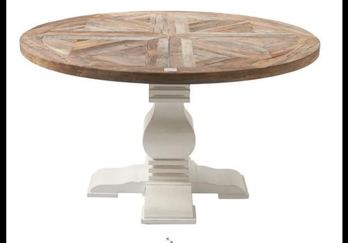 RIVIERA MAISON Crossroad Dinning Table Round 140 cm