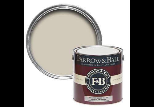 FARROW & BALL 2.5L Estate Emulsion Shaded White No. 201