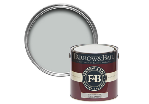 FARROW & BALL 750ml Estate Eggshell Skylight No. 205