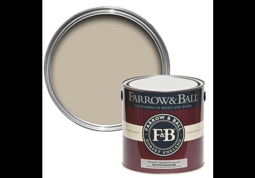 FARROW & BALL 2.5L Estate Emulsion Stony Ground No. 211