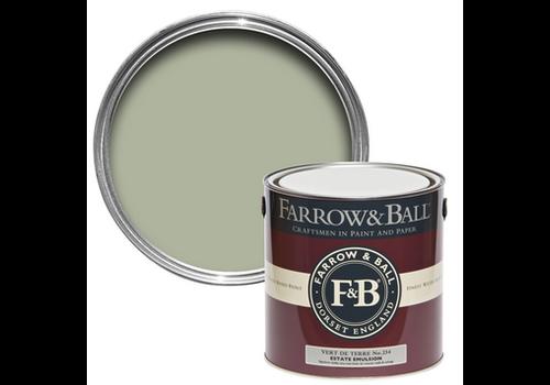 FARROW & BALL 2.5L Estate Emulsion Vert de Terre No. 234